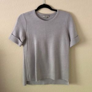 Madewell Short Sleeve Sweater